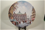 Click here to enlarge image and see more about item CP115: L'Opera Collector Plate