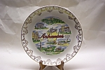 Arkansas State Souvenir Collector Plate