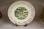 Click here to enlarge image and see more about item CP162: Tennessee State Souvenir Plate