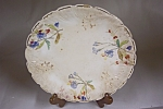 Click here to enlarge image and see more about item CP187: Vintage Franzant Menlen Collector Plate