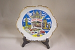 Click here to enlarge image and see more about item CP192: London Souvenir Collector Plate