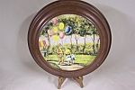 """Click here to enlarge image and see more about item CP212: """"The Balloon Man"""" Collector Plate"""