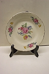 "Scio Pattern China 7-1/4"" Salad Plate"