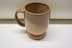 Click here to enlarge image and see more about item PFRK010: Frankoma Desert Gold Mug