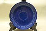 Click to view larger image of Fiesta Cobalt Blue Saucer (Image1)