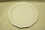 Click here to enlarge image and see more about item PPPF0003: Heritage Deluxe Dinner Plate