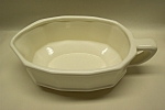 Click here to enlarge image and see more about item PPPF0007: Heritage Gravy Boat And Saucer