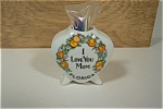 """I Love You Mom"" Florida Souvenir TP  Holder"