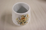 Click here to enlarge image and see more about item TPH0044: Fine China Toothpick Holder