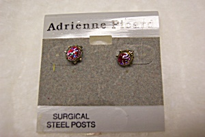 Adrienne Picard Turtle Earrings