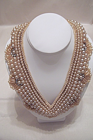 Vintage Cultured Pearl Necklace (Image1)
