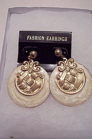 Fashion Stud Earrings 2 Inches