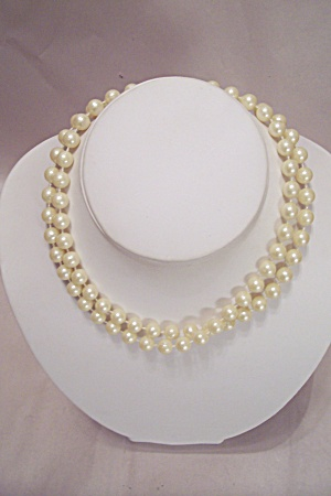 Single Strand Pearl Necklace (Image1)