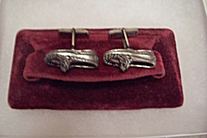 Men;s Vintage Novelty Moccasin Cuff Links