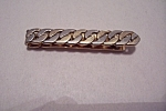 Click to view larger image of SWANK Chain Design Tie Clip (Image1)