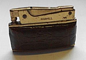 VINTAGE 1960`S MARHILL JAPAN POCKET LIGHTER  (Image1)