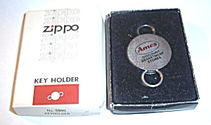 ZIPPO AMES DEPARTMENT STORES KEY HOLDER (GOB) (Image1)