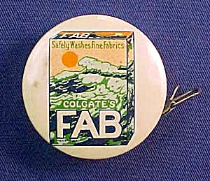 Vintage FAB Tape Measurer 1960`s (Image1)