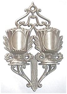 PAT. JAN 15 1807 BRASS DUAL MATCH HOLDER (Image1)