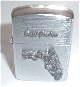 CARRIB BUSCH GARDENS FLORIDA LIGHTER (N.O.S.) JAPAN (Image1)