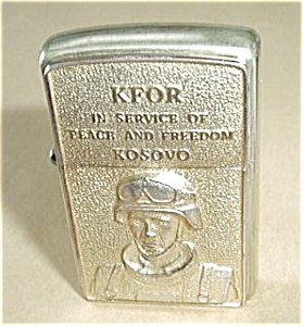 ZIPPO KFOR IN SERVICE OF PEACE AND FREEDOM KOSOVO (Image1)