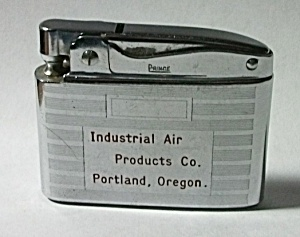VINTAGE 1950`S PRINCE ADV. INDUSTRIAL AIR CO. LIGHTER (Image1)