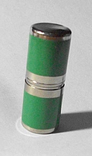 NOS 1940`S STRIKALITE MIDGET TUBE LIGHTER GREEN (Image1)