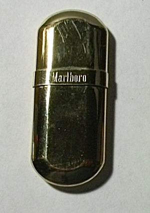 EMBOSSED MARLBORO FLAT TUBE LIGHTER (Image1)