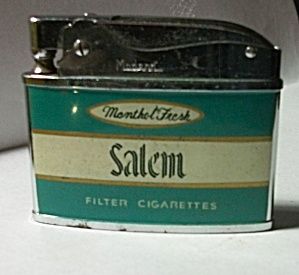 VINTAGE MODERN SALEM CIGARETTE LIGHTER (Image1)
