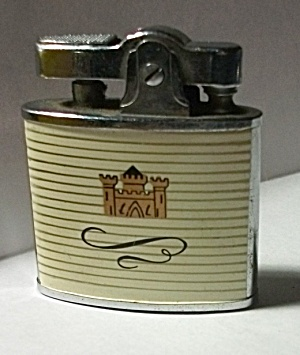 VINTAGE SYMBOL ADVERTISING KENT CIGARETTES LIGHTER (Image1)