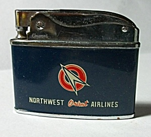 VINTAGE 1960`S CORONET NORTHWEST ORIENT AIRLINES (Image1)