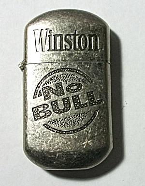 WINSTON NO BULL OVAL LIGHTER (Image1)