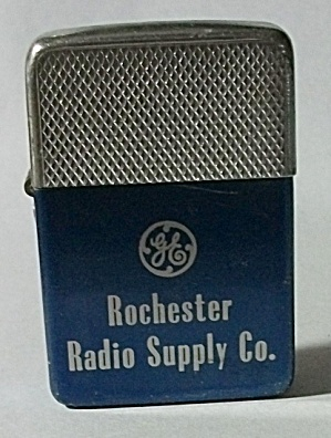 1970`s Storm King Adv. Rochester Radio Supply Co.