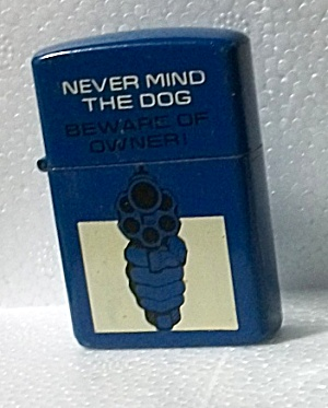 NEVER MIND THE DOG BEWARE OF THE OWNER PH LIGHTER (Image1)
