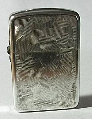 NOS VINTAGE 1970`S STORM KING CAMOUFLAGE LIGHTER (Image1)