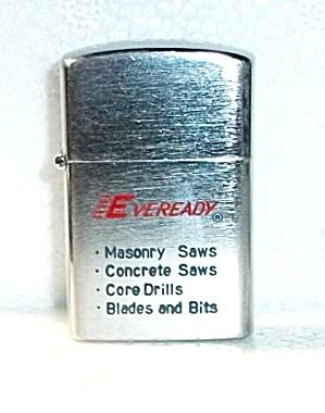 1960`S SHARP ADV. EVEREADY ROCHESTER N.Y. LIGHTER (Image1)