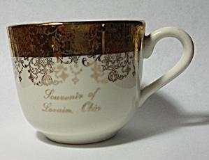 VINTAGE SABIN CREST O GOLD 22 K WARRANTED CUP (Image1)
