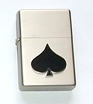 2006 LIMITED EDITION SPADE  POCKET LIGHTER (Image1)