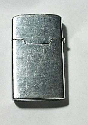 1960`S JAPAN BRUSH CHROME PIPE LIGHTER (Image1)