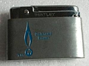 1960`S BENTLEY ADVERTISING BALANCED POWER LIGHTER (Image1)