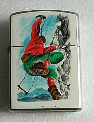 1960`S MOUNTAIN CLIMBERS POCKET LIGHTER NOS (Image1)