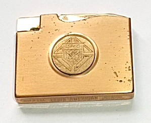 1957 ELGIN AMERICAN LIGHTER K OF C LIGHTER (Image1)