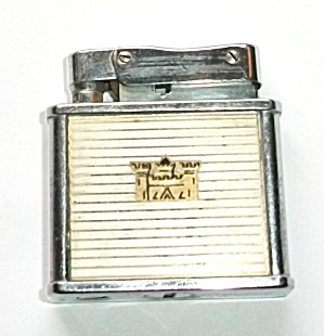 COVAIR KENT CIGARETTE LOGO LIGHTER (Image1)