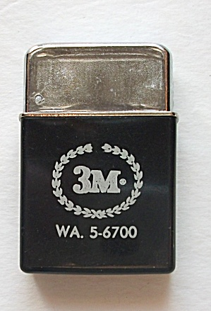 VINTAGE HIT - USA ADV. 3M WA. 5 - 6700 LIGHTER  (Image1)