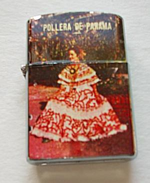1950`S PENQUIN POLLERA DE PANAMA - PANAMA CANAL LIGHTER (Image1)