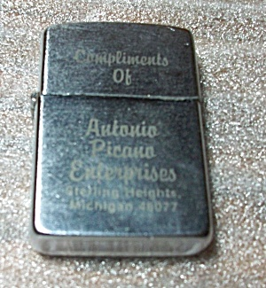 FORTUNE ADV. ANTONIC PICANO ENTERPRISES LIGHTER (Image1)