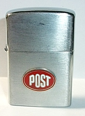 1960`s Nos Firefly Adv. Post Diaro Pocket Lighter
