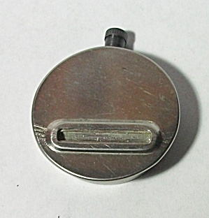 1950`S ROUND SMALL POD FLINT STRIKER LIGHTER (Image1)