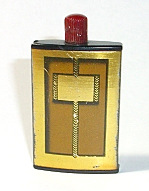 1933 MATCH KING CHICAGO ART DECO STRIKER LIGHTER (Image1)