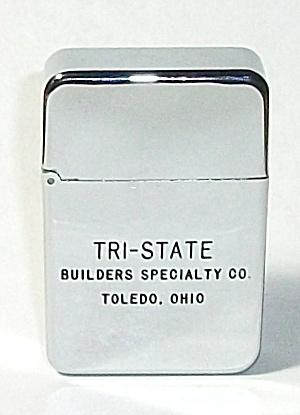 MINT NEFF HEAVY CHROME ADV. TRI -STATE BUILDERS TOLEDO  (Image1)